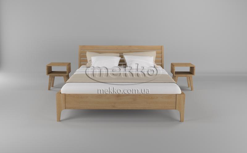 Ліжко Вайде (масив бука /масив дуба) T.Q.Project  Івано-Франківськ-5