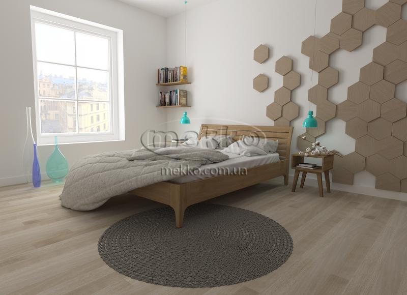 Ліжко Вайде (масив бука /масив дуба) T.Q.Project  Івано-Франківськ