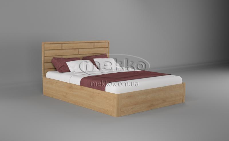 Ліжко Лауро з Підйомником (масив бука /масив дуба) T.Q.Project  Івано-Франківськ-5
