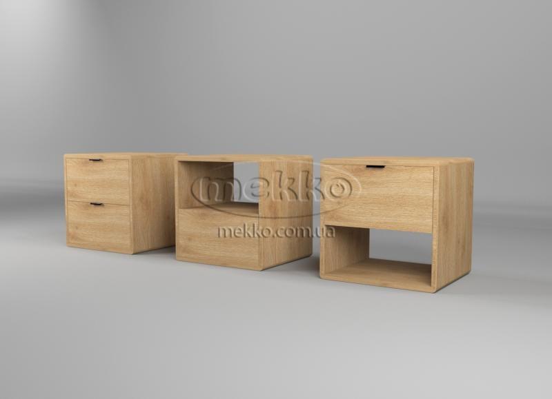 Ліжко Лауро з Підйомником (масив бука /масив дуба) T.Q.Project  Івано-Франківськ-3